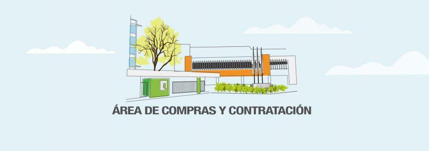 Área de Compras y Contratación: Aplicativo Requerimiento Elementos de Consumo