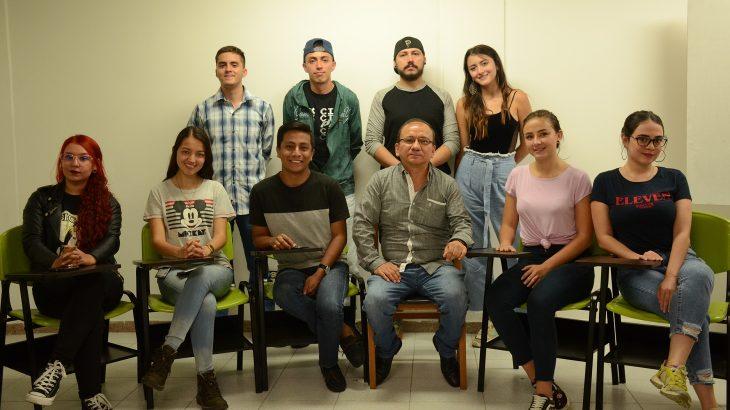 Grupo de corresponsales Agencia Q
