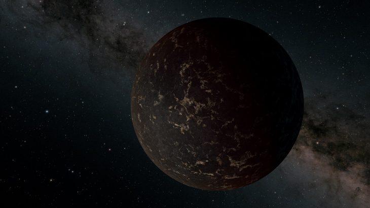Exoplante del sistema solar