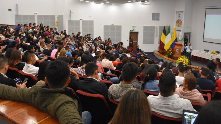 Auditorio Euclides Jaramillo Arango