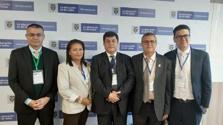Nuevos miembros de Conaces uniniquindianos