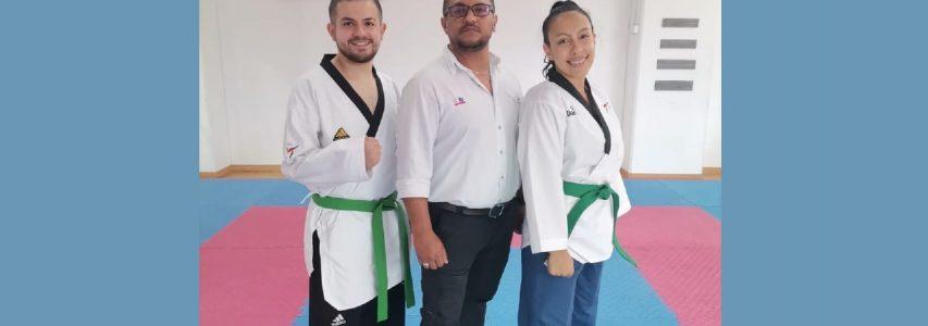 Uniquindío, medalla de plata y bronce en Campeonato Nacional Universitario ASCUN Deportes de Taekwondo