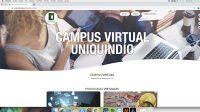 Uniquindío ya cuenta con su Campus Virtual Institucional